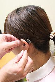 補聴器相談医による補聴器外来