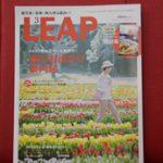 情報誌「LEAP」に花粉症の記事が掲載されました