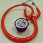 【Instagram】スタッフ用聴診器も新調。
