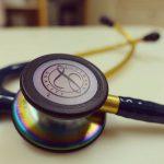 【Instagram】聴診器を新調