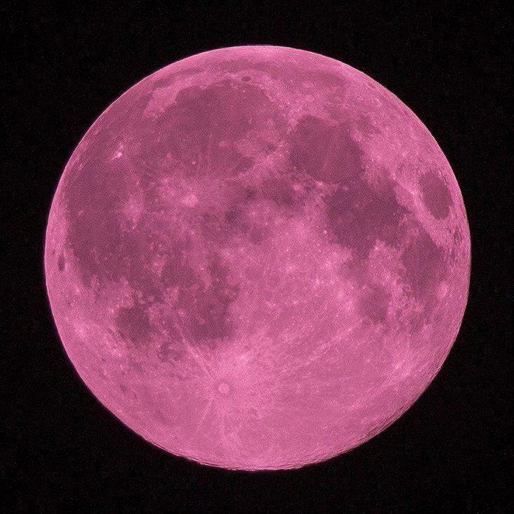 今夜が本当の満月。。。夏至の時期の満月は、月が地球から最も遠く離れて一番小さく見えるそうです。そのため月が地平線近くに位置して、赤く光って映るらしく、これが通称「ストロベリームーン」だそうで。。。実は全く知りませんでした(笑)。。。美しいストロベリームーン、肉眼では正直普通の満月ですが、脳内イメージでRAW現像。