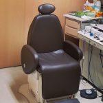 【Instagram】診察椅子を模様替え