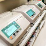 【Instagram】インフルエンザの迅速診断装置を3台体制に