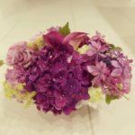 スタッフによる今月のお花(6月)