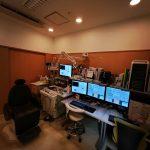 診察室照明の寿命(お詫び)